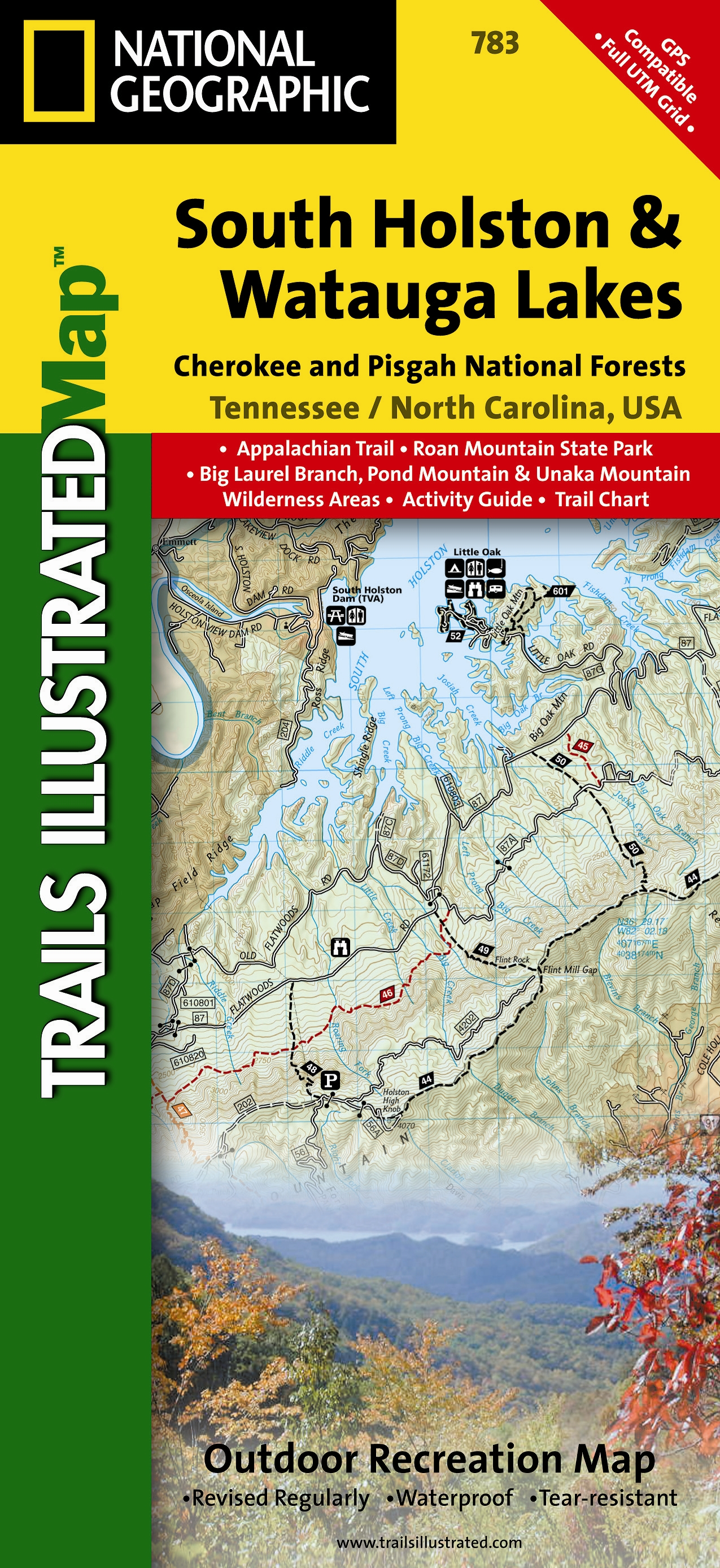 Trails Illustrated Maps Highland Mapping - Trails illustrated maps